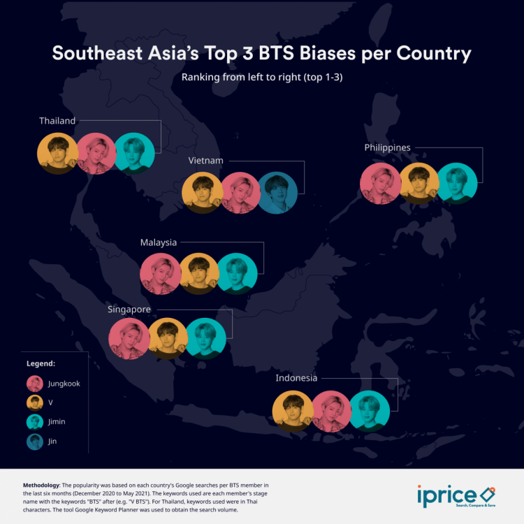BTS's Commercial Influence in Southeast Asia Is Massive
