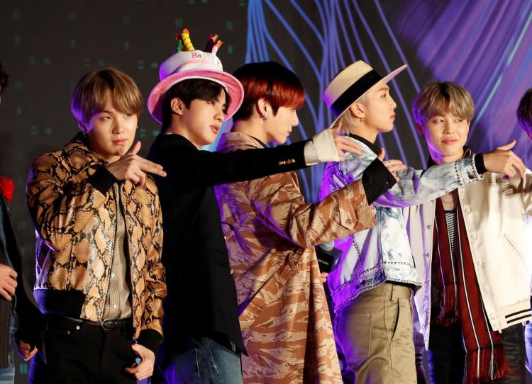 South Korea's BTS hopes 'Dynamite' blows away fans amid coronavirus gloom