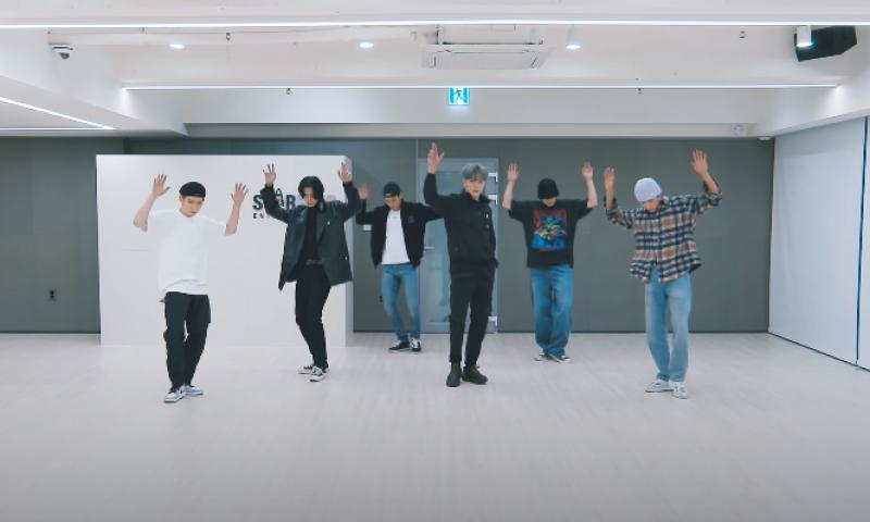 Watch Monsta X Members Groove To Love Killa In Dance Practice Video Video