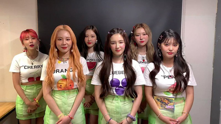Some parts of the new song from MOMOLAND's comeback title track 'Ready or Not,' leaked on YouTube through an impersonated account!
