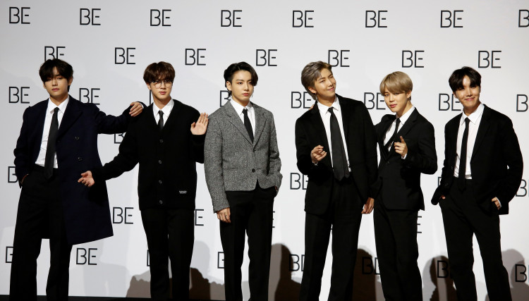 K-Pop's BTS marks year of the pandemic with 'BE' album, and single 'Life Goes On'