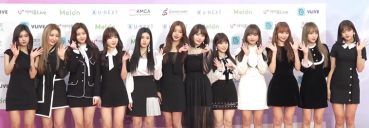 IZ*ONE Lambasted For Being Allowed To Perform At 2020 MAMA