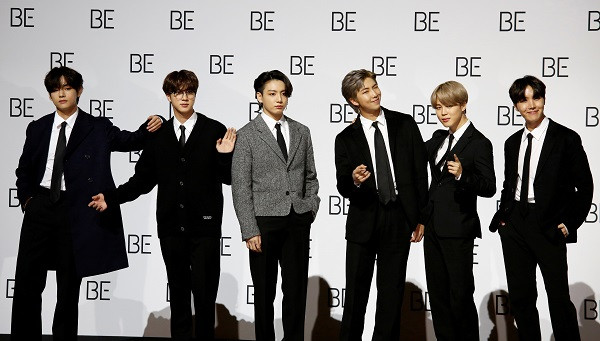 BTS Marks A New Historic Feat Once More With Its New Track 'Life Goes On' Hitting The Top Spot Of Billboard's Hot 100