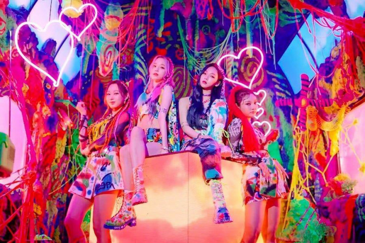 aespa's 'Black Mamba' Sets Record In YouTube As The Fastest Debut MV To Achieve 100 Million Views
