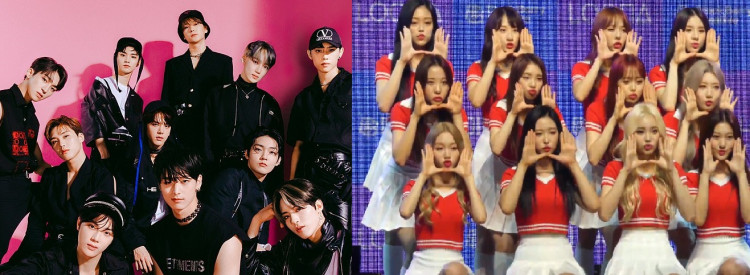 Orbits and The Bs jump for joy as their idols LOONA and THE BOYZ won the Next Generation Awards in The Golden Disc Awards!