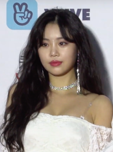 (G)I-DLE's Soojin