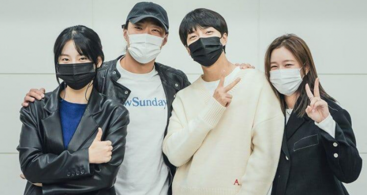 Lee Seung Gi, Lee Hee Joon And More Gathers For 'Mouse' Script Reading Meeting