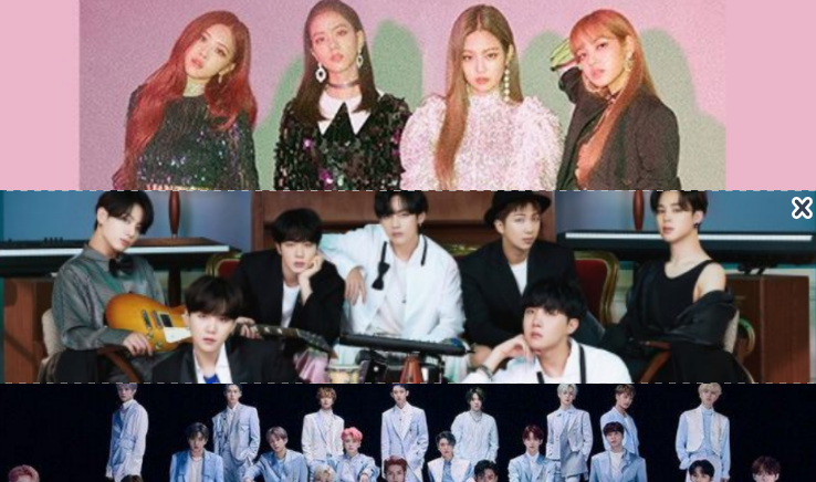 BTS, BLACKPINK, NCT And More Tops The Gaon Weekly Chart For Fist Week Of January