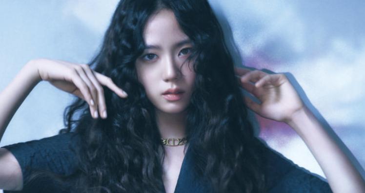 BLACKPINK's Jisoo Graces W Korea's Upcoming February Issue