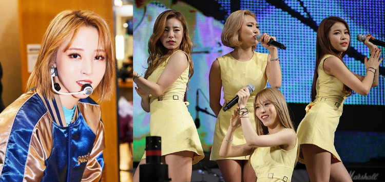 Moon Byul shares the story of how MAMAMOO members intimidated a past school bully who ostracized her