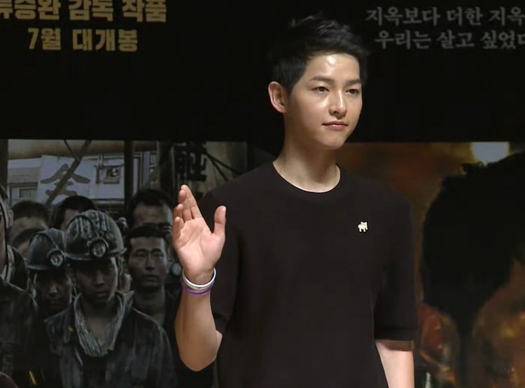 Song Joong Ki Reveals Hi Deep Connection With His Role In Netflix's 'Space Sweepers'