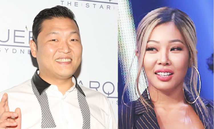 Jessi Describes Psy 'Not Good-Looking But Charismatic' Ahead Of Mega-Sized Project Launch