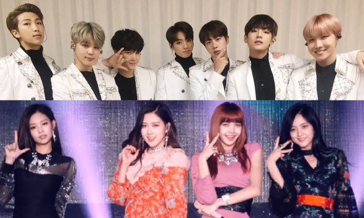 BLACKPINK And BTS Are Taking The Lead Once Again In Gaon's Weekly And Monthly Social Chart