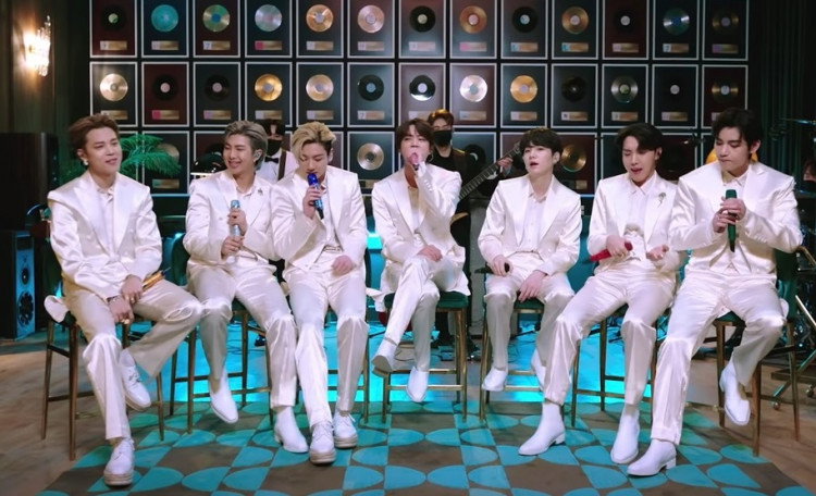 The ARMYs Finds Relief In New Peek Of BTS's Appearance In MTV With Befitting Outfits