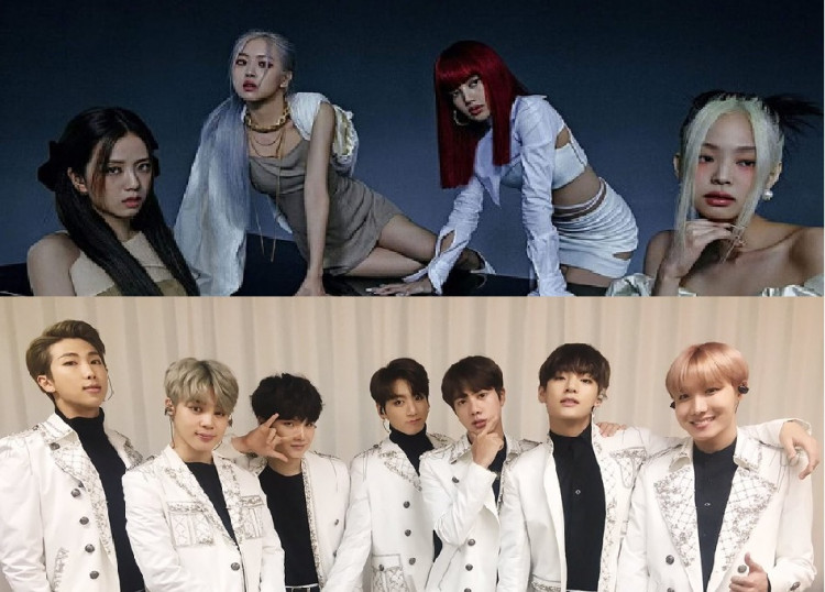 BTS And BLACKPINK Maintain Royal Status In February Brand Rankings For Idol Groups