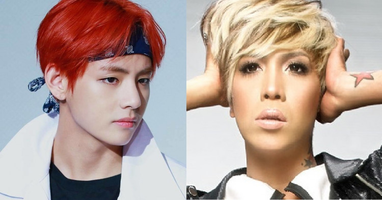 BTS V Earns Praises And Admirations From Filipino Celebrity