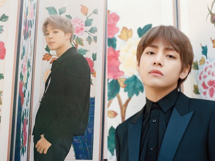 BTS Jimin and V (cropped)