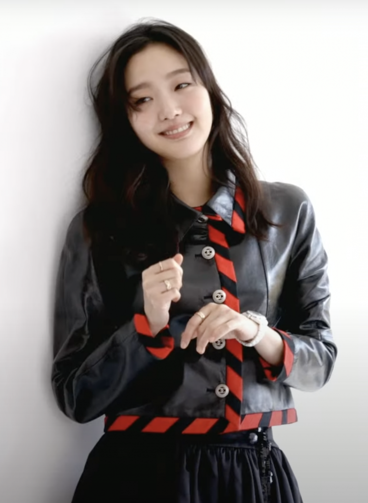 Kim Go Eun donted for Children's Day