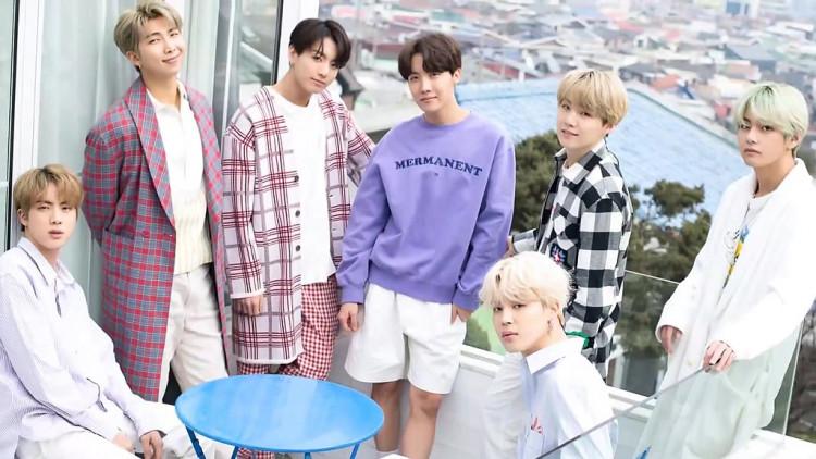 BTS Hits Top Spots in Billboard's World Albums Chart
