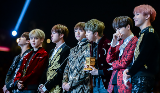 BTS Racked Up More Than Half A Billion Views On YouTube Last Week