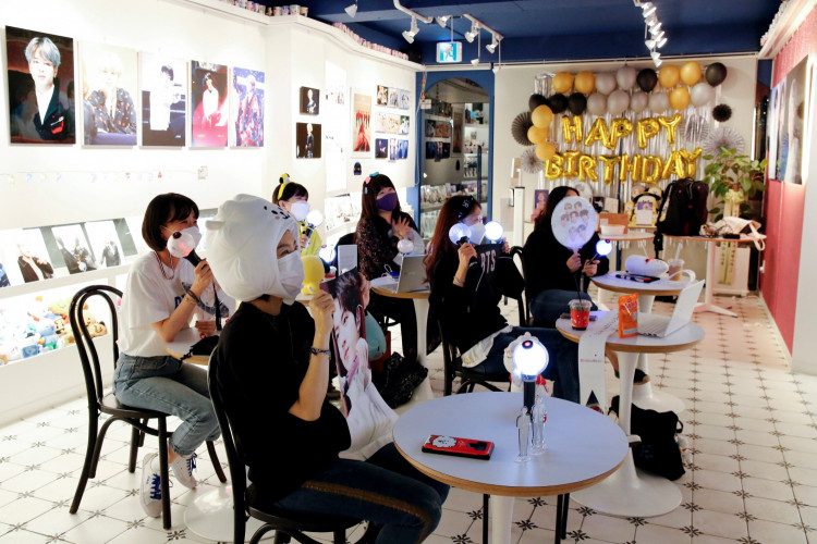 From cars to 'ARMY bombs': Chip crunch creeps into K-pop world