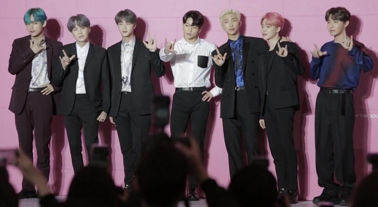 'Korea Tourism Organization' Reveals BTS As The Most Popular Among Hallyu-related Tourists
